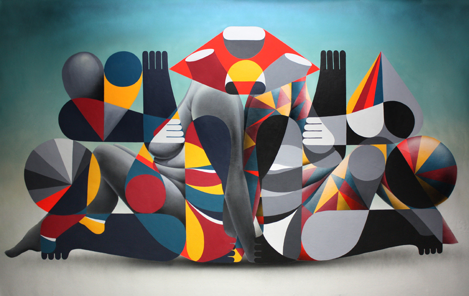 ELOVUTION. Interpretation of the cicle of Love. by REMED & OKUDA